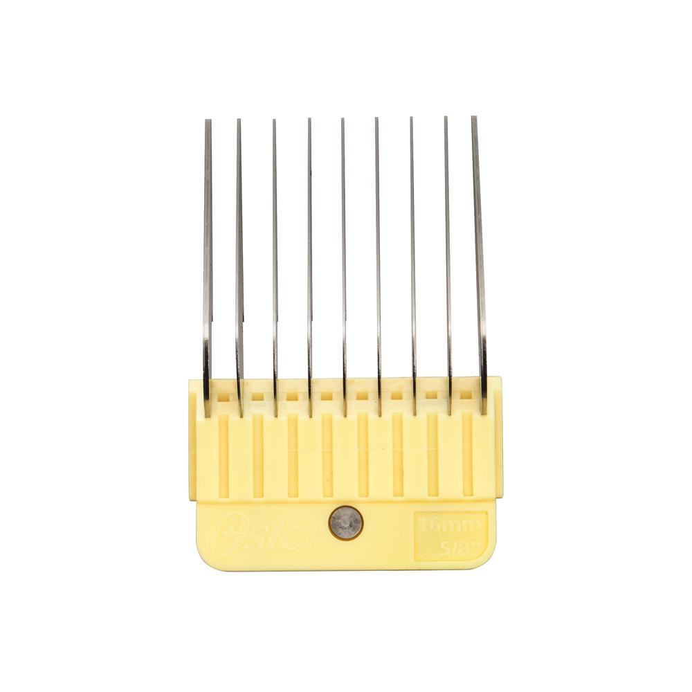 Recalce Oster metálico cuchillas A5 corte 16 mm