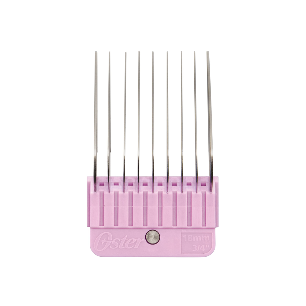 Recalce Oster metálico cuchilla A5 corte 18 mm