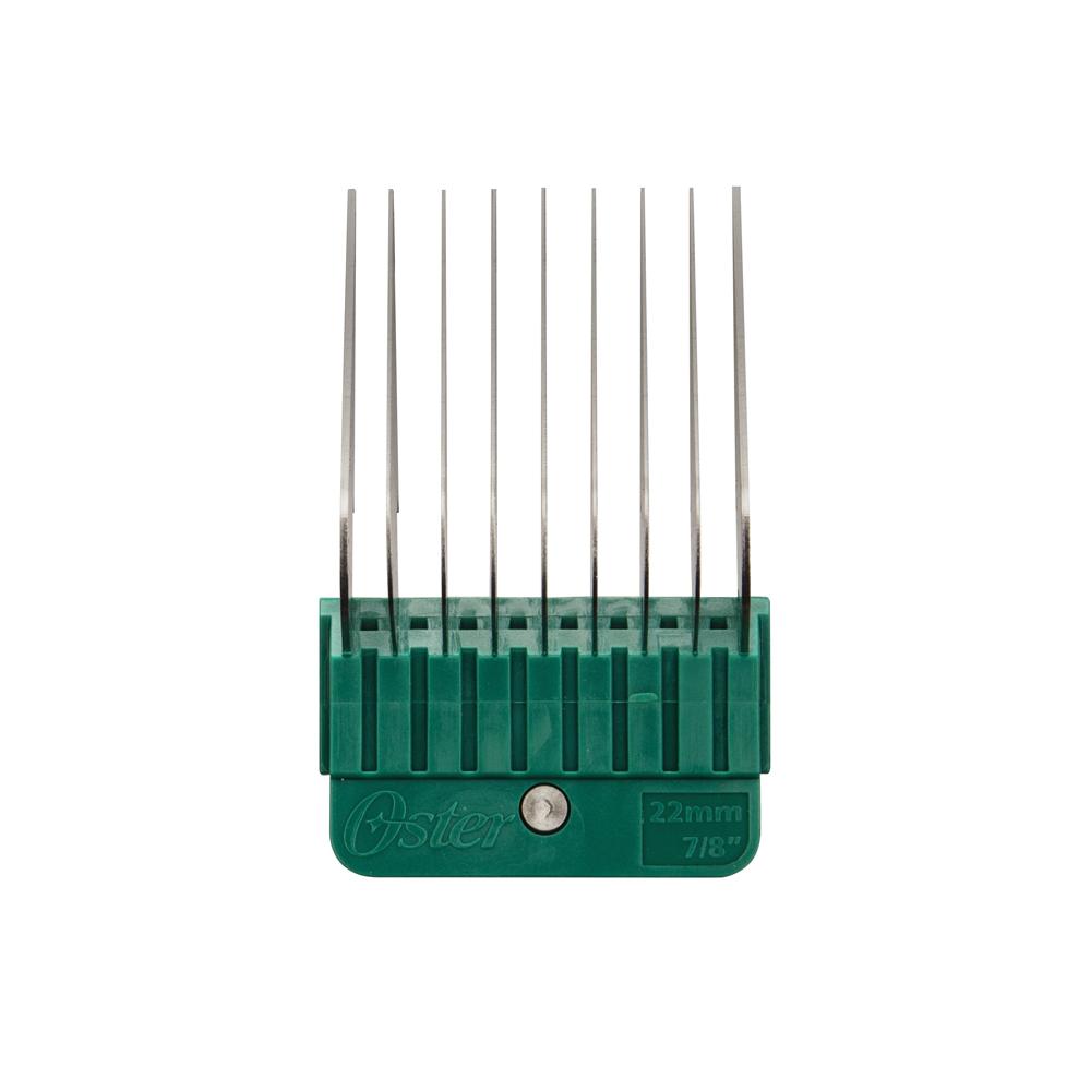 Recalce Oster metálico cuchilla A5 corte 22 mm