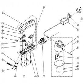 Pieza para Pro3000i Transformador 165880