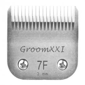 Cuchilla Groom 21 Size 7F