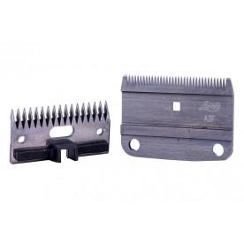 JUEGO PEINE Y CUCHILLA LISTER A2F/AC - 1,4mm