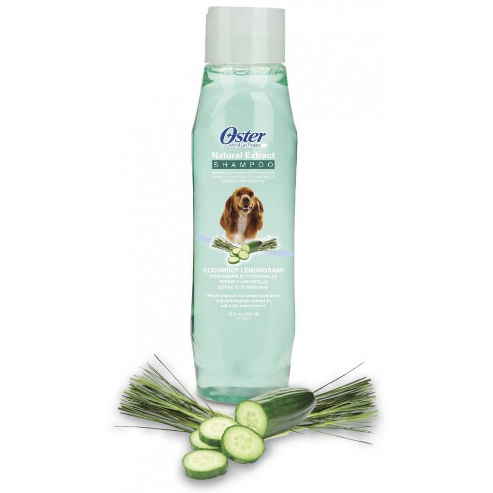 Champu natural pepino y limon para perros